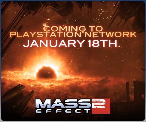 Mass Effect 2 PSN