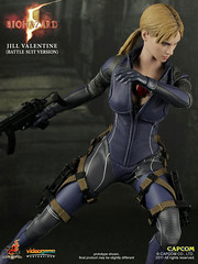 Jill Battle Suit - Hot Toys