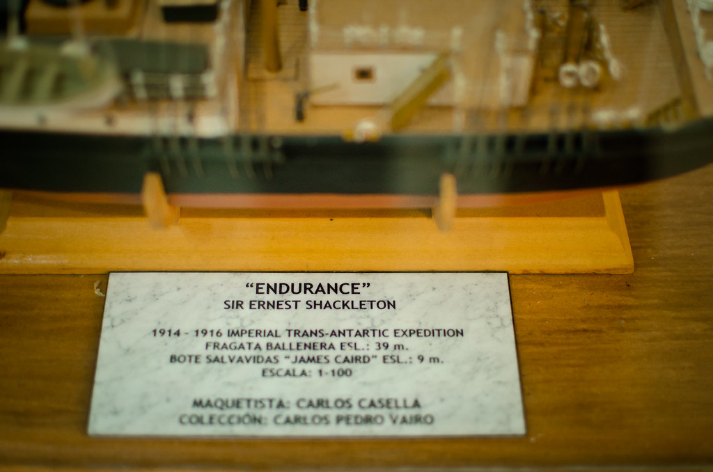 Shackleton's Endurance