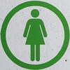 Ladies - Women (Leo Reynolds) Tags: squaredcircle canon eos 7d 0008sec f80 iso250 220mm signinformation signcircle signrestroom sqset059 xleol30x hpexif sign xx2011xx