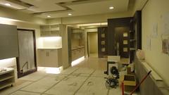 20110113-望向客廳