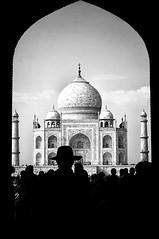 finalmente Taj Mahal (mat56.) Tags: india landscape tajmahal agra antonio paesaggi monumenti architettura mat56 romei uttarpreadesh potd:country=it