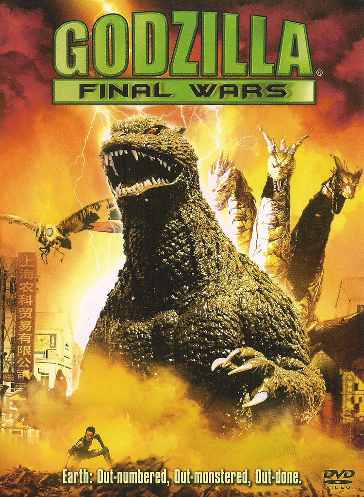 Godzilla Final Wars (2004) 2