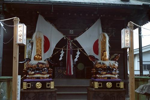 妙典春日神社