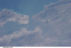 San Francisco Bay Area (NASA, International Sp...