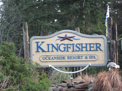 Kingfisher Oceanside Spa & Resort (Royston, BC)