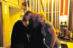 Bridget, Maureen and Sherry (woodbineagency) Tags: winstonsalem ahntrio woodbine25th