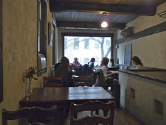 The Adore, E 13th St (Project Latte - Cafe Culture) Tags: nyc newyorkcity newyork japanese manhattan westvillage coffeeshop coffeehouse 10011 adore teahouse coffeebar greenwichvillage teashop 13thst theadore espressobar e13thst teacafe teaadore