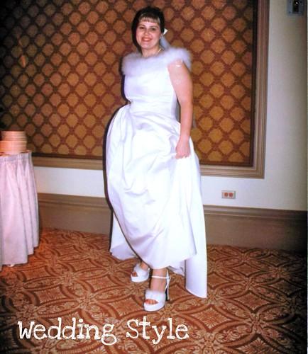 Julie's Wedding Style