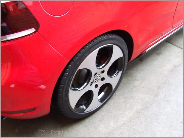 Detallado exterior VW Golf GTI mkVI-69
