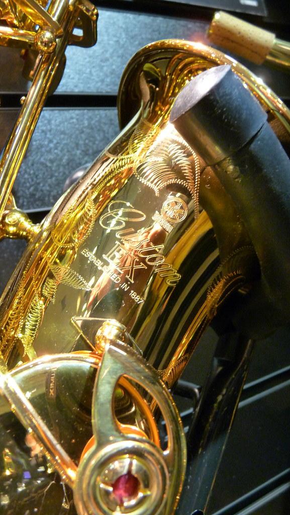 Yamaha Custom Z Saxophones