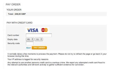 Brandosa payment