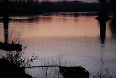 """""""entre chien et loup"""" (lou benne) Tags: nature nikon eau 690 crpuscule reflets coucherdesoleil"""