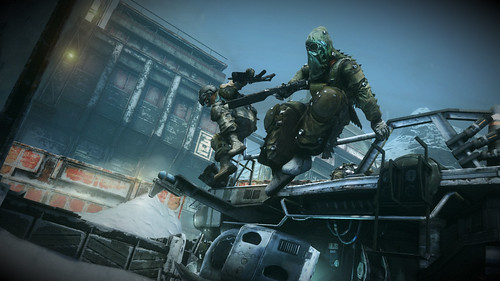Killzone 3 multiplayer open beta
