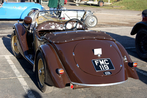 Devanshu\'s blog: 1935 BMW 319-1 Roadster-Auto