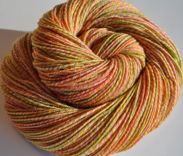 SAG-Falkland-3-ply from Ode to Sunflowers and Fresh Cactus 2x-252yds-4oz-1