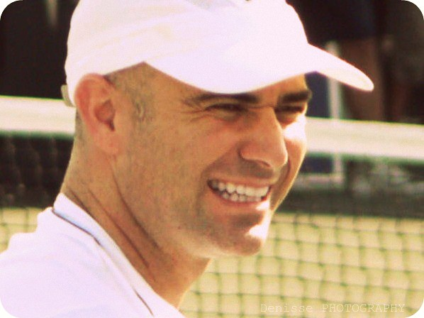 Andre Agassi by D?иIsS??