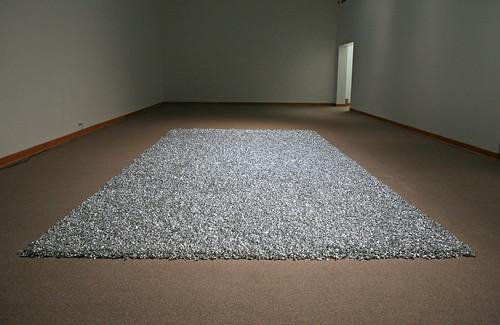 "felix gonzalez-torres ""untitled"" (placebo), 1991"