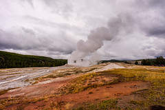 Yellowstone - Old Faithful (gregoryl.johnson56) Tags: uppergeyserbasin yellowstone