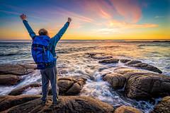 I love the norweigan coast (Richard Larssen) Tags: richard richardlarssen rogaland sony scandinavia sea seascape sky scenery sel1635z norway norge norwegen nature coast colors larssen landscape light long emount exposure a7ii alpha rocks water sunset evening