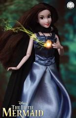 Laaaa - Laaaa Soon I'll have that Little Mermaid and the ocean will be mine....   - Vanessa/Ursula (Little Mermaid) (PrinceMatiyo) Tags: doll disney princeeric arielvoice ocean mermaid ursula littlemermaid vanessa