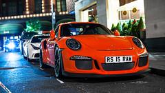 Plate Game: Strong (m.grabovski) Tags: porsche 911 991 gt3 rs lava orange basil street knightsbridge london england great britain mgrabovski