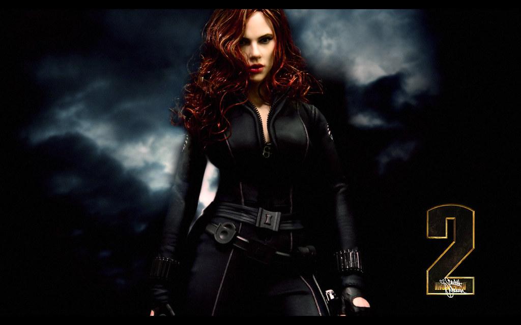 IM2 Black Widow Poster