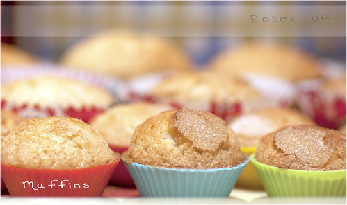 Muffins for everyone.