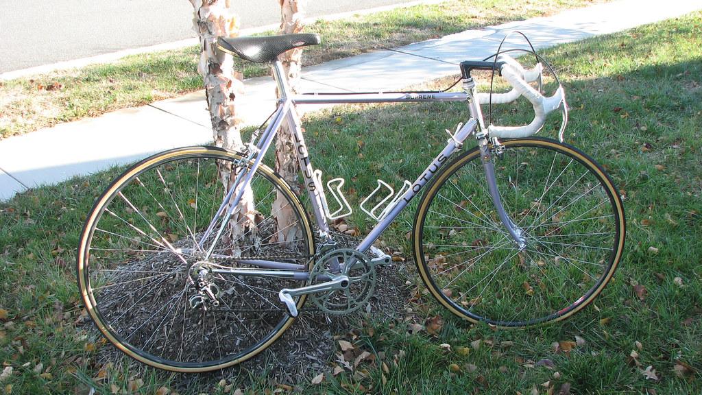 Classic Lotus Supreme Road Bicycle