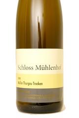 2008 Schloß Mühlenhof Müller-Thurgau Trocken