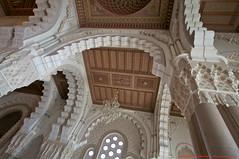 La Grande Mosque Hassan II (l'apple-cafe) Tags: casa nikon islam maroc maghreb casablanca hassan hdr highdynamicrange roi afrique mosque atlantique ocan musulman hassanii d90 grandemosque mosquehassanii ocanatlantique nikond90 arabomusulman lagrandemosquehassanii