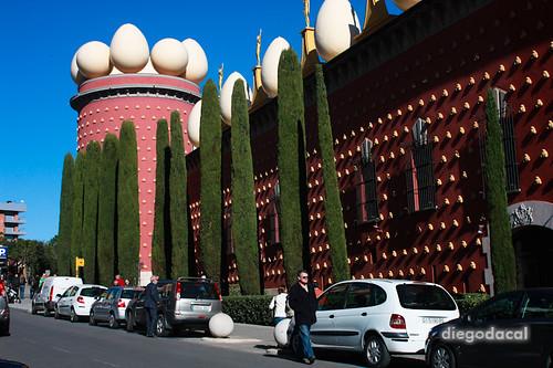 Museo de Salvador Dalí en Figueres