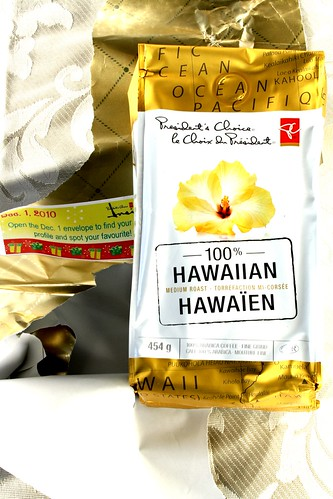 PC 100% Hawaiian Medium Roast Coffee