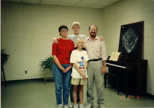 Reid Family at a Smith Reid Reunion