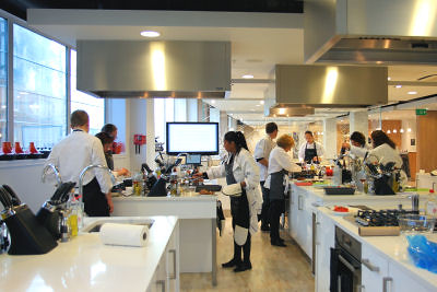 Waitrose Cookery School 0491 R