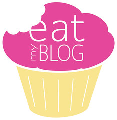 EAT MY BLOG official logo