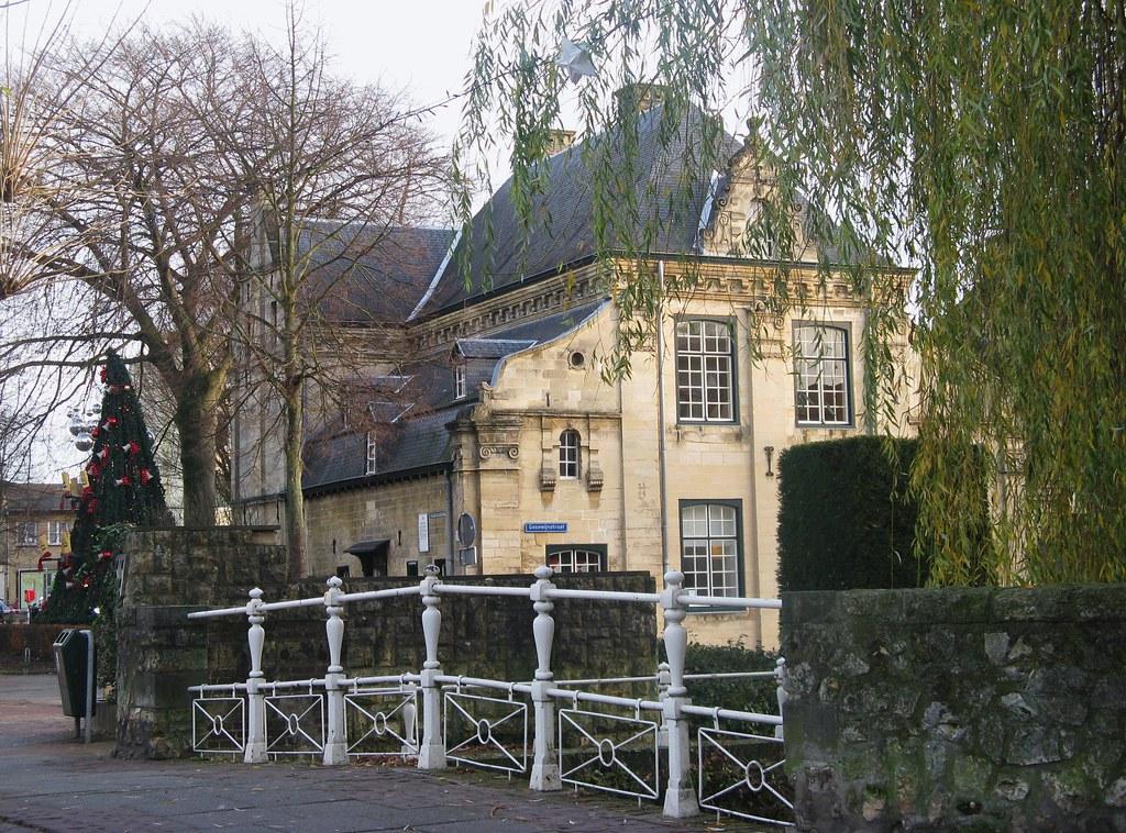 Valkenburg in Holland