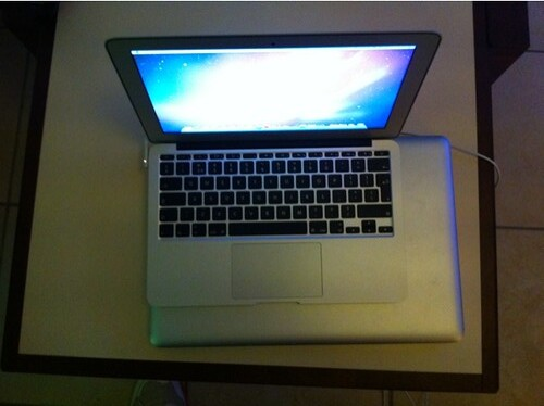 MacBook air vs MacBook pro 15""
