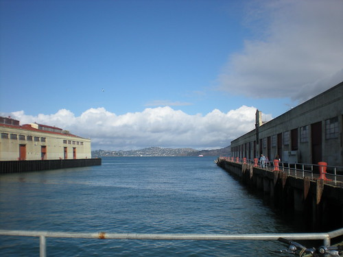 The Marina in SF