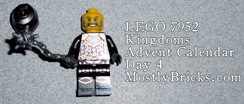 LEGO 7952 Kingdoms Advent Calendar - Day 4