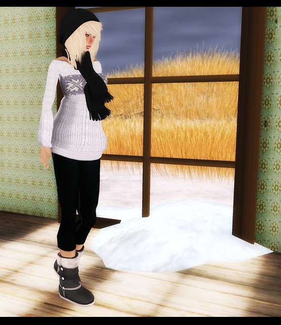 Winter Look 7# with [Pumpkin]