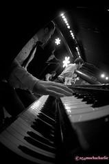 Greg Ehrlich (keys for Allen Stone) @TractorTavern 12-3-10 (254mochacharlie) Tags: seattle music ballard tractortavern tylercarroll allenstone tommysimmons gregehrlich themerryway
