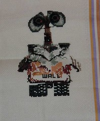 w.i.p. Wall-E - 5th of december