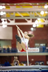 NCAA Pole Vault (n8xd) Tags: girls college sports field female women university track action michigan indoor womens best pole svsu vault polevault ncaa collegiate 2010 saginaw glvc gliac d3s microwavephoto