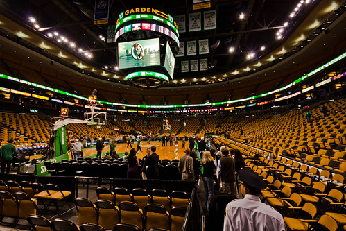 Boston Celtics TD Garden