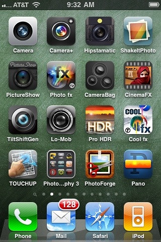 iPhone Photo Apps