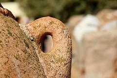 Henkel (mrholle) Tags: detail history ancient europa europe antique alt kreta insel greece grecia malia crete vase griechenland grce antiquity geschichte antik antike grc ancientworld irakliou kartsindans