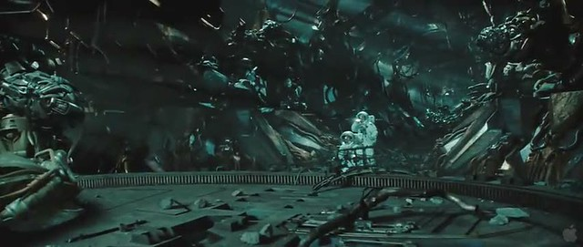 trailer Transformers 3 Dark Of The Moon