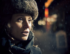 It's cold enough ... (adde adesokan) Tags: street schnee winter portrait woman girl face hat night gesicht bokeh hamburg streetphotography olympus portrt nightlife augen mtze eimsbttel regen streetphotographer eimsbush m43 mft schneeflocken eimsbusch mirrorless portrt microfourthirds theblackstar mtze mirrorlesscamera streettogs