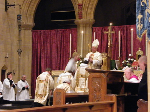 Pontifical High Mass @ Leicester